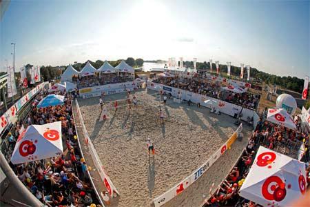 Vip Beach Masters 2013