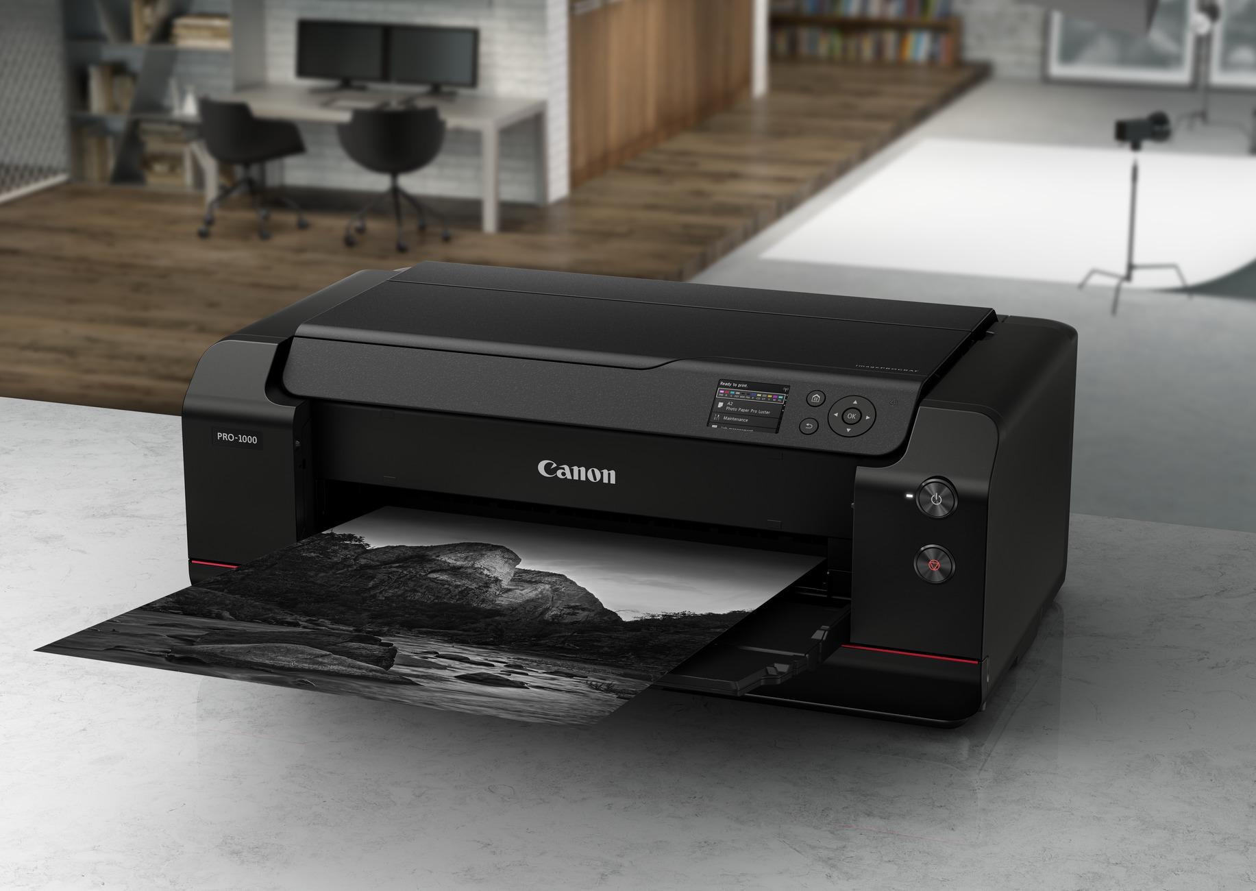 Canon predstavlja imagePROGRAF PRO-1000 foto štampač