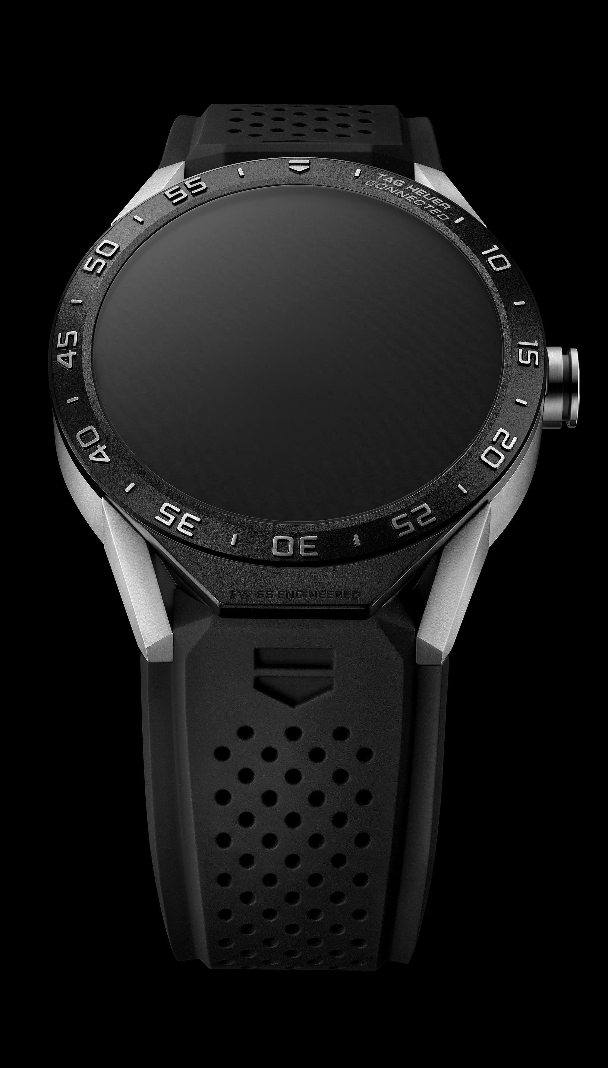 Tag Heuer i Google predstavile su povezani sat povezani sat kojeg je dizajnirao luksuzni švajcarski proizvođač, opremljen je Intel tehnologijom i deo Android Wear ponude
