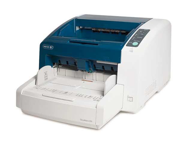 Xerox skener