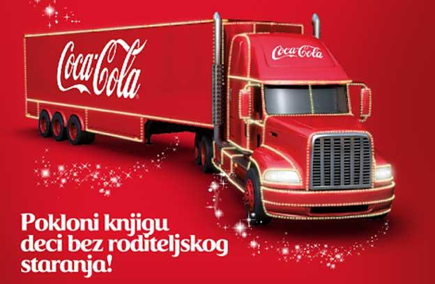 Coca-cola karavan