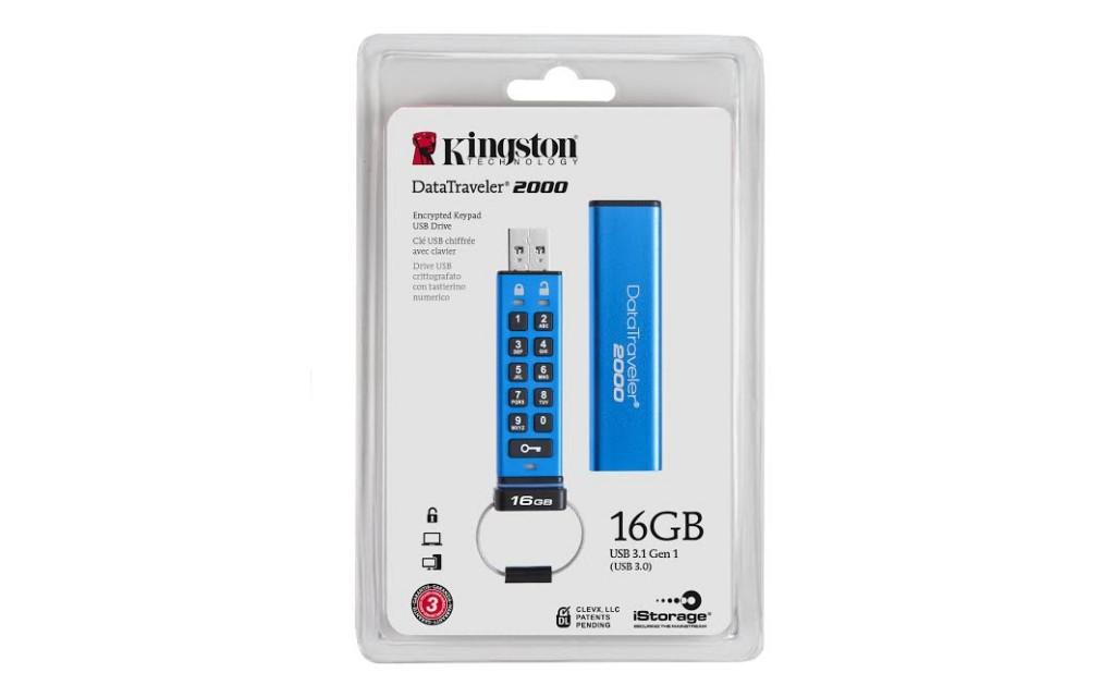 Kingston USB disk