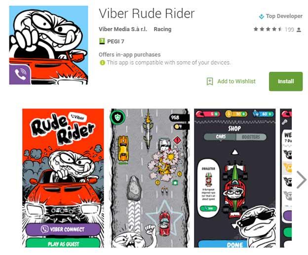 rude rider