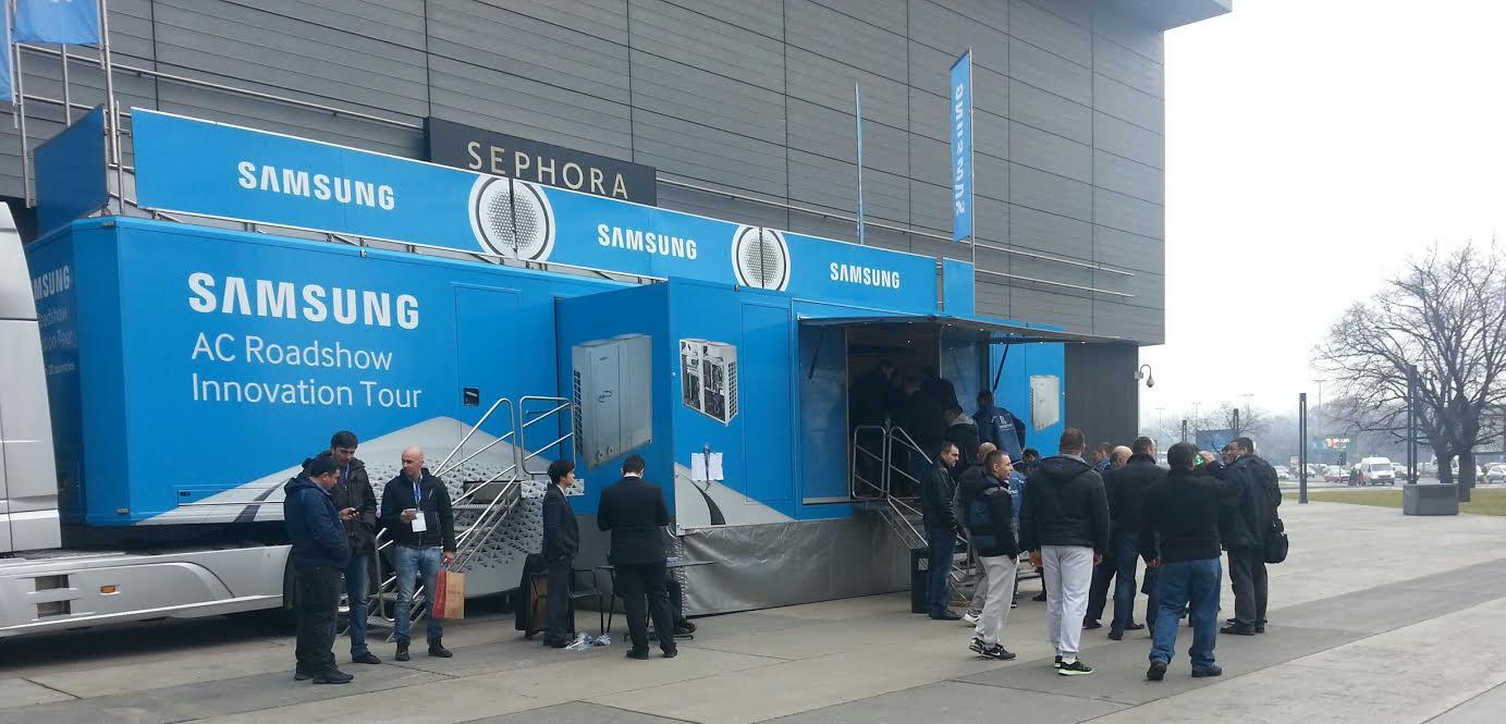 Samsung klimatizacija