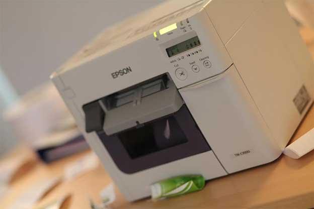 Epson Colorworks štampači