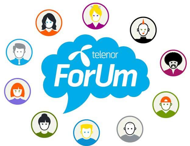 Telenor ForUM