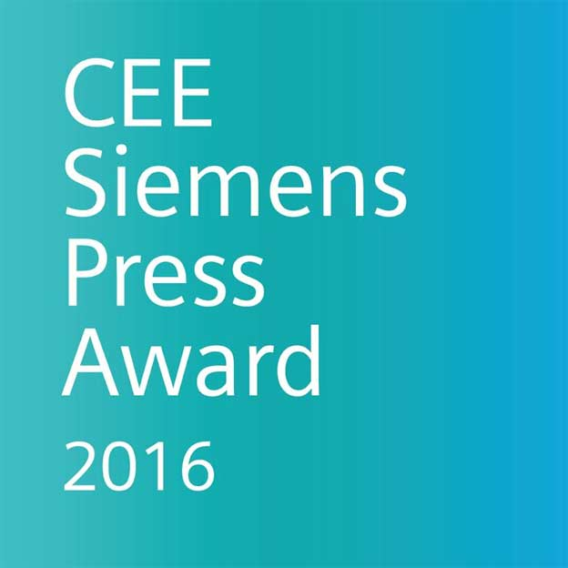 Siemens Press Award