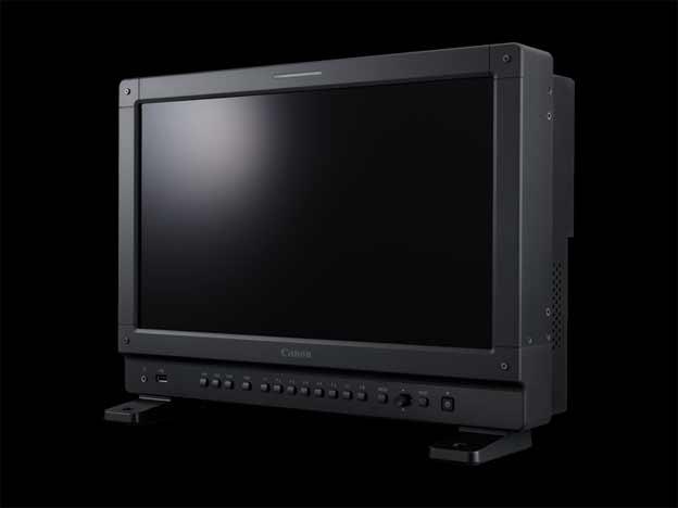 Canon 4k monitori