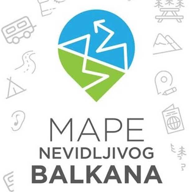 Mape nevidljivog Balkana