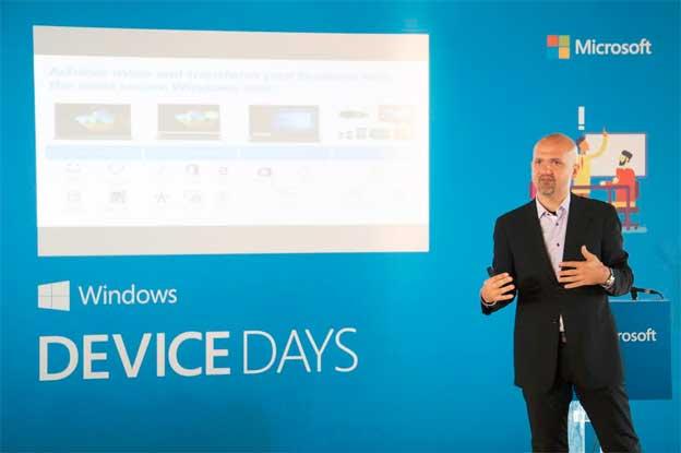 Microsoft device Days