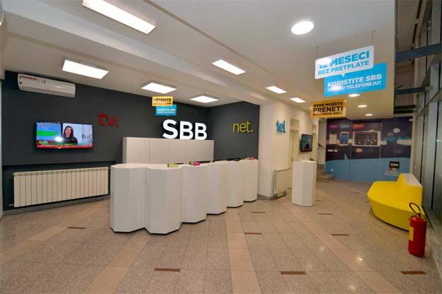 SBB poslovnica Kraljevo