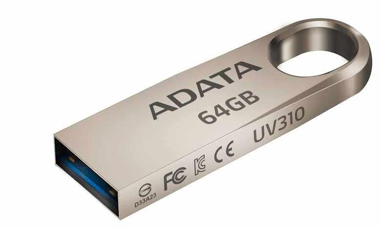 ADATA predstavlja UV310 USB disk