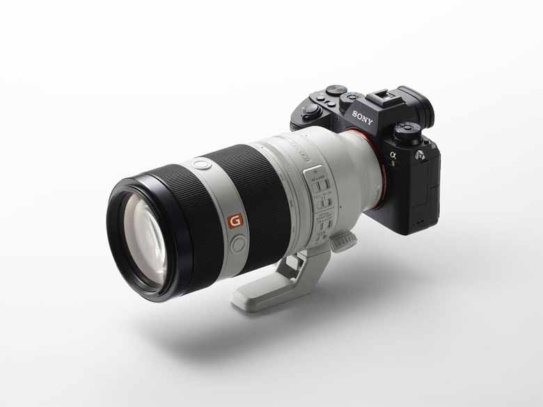 E-mount FE 100-400mm F4.5–5.6 GM OSS super telefoto zum objektiv