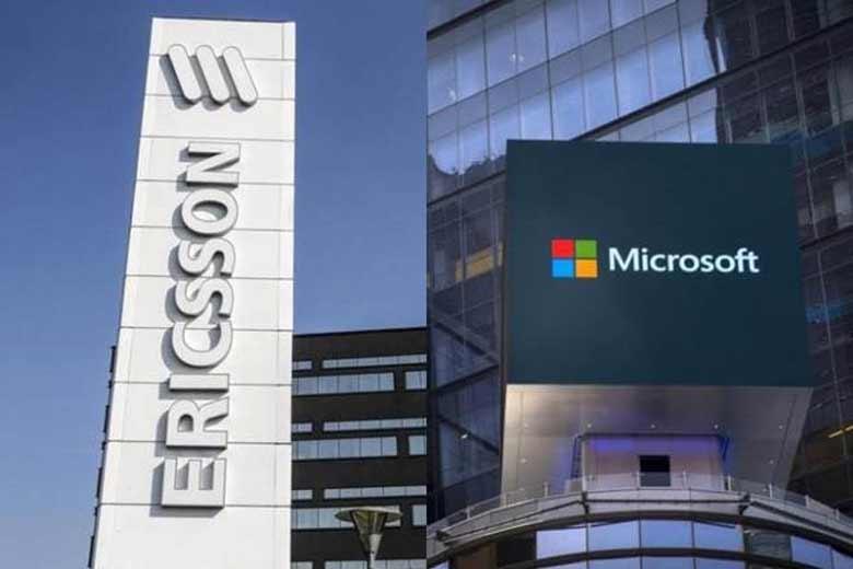 Ericsson-Microsoft