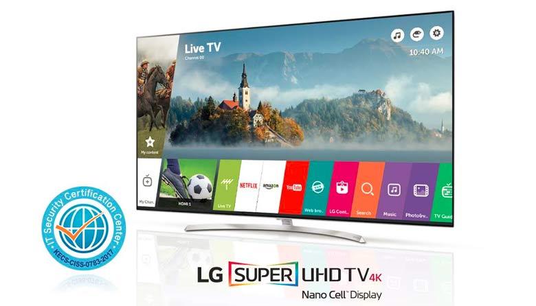 LG TV UHD