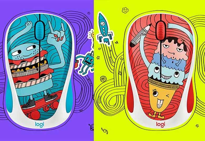 Logitech 2017 Doodle Collection