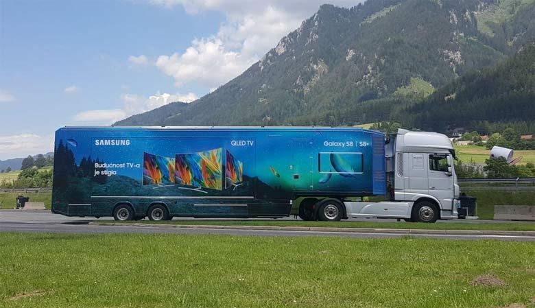 Samsung karavan