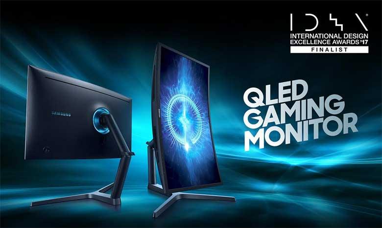 Samsung zakrivljenih gejming monitori
