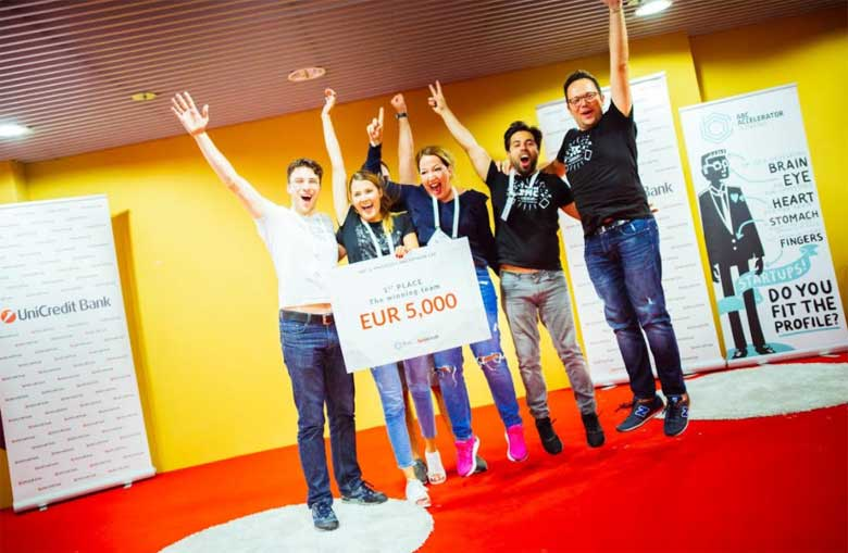 pobednici prvog UniCredit Hakatona