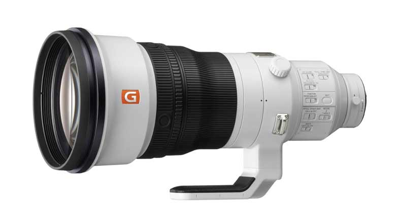 Sony 400mm F2.8 G
