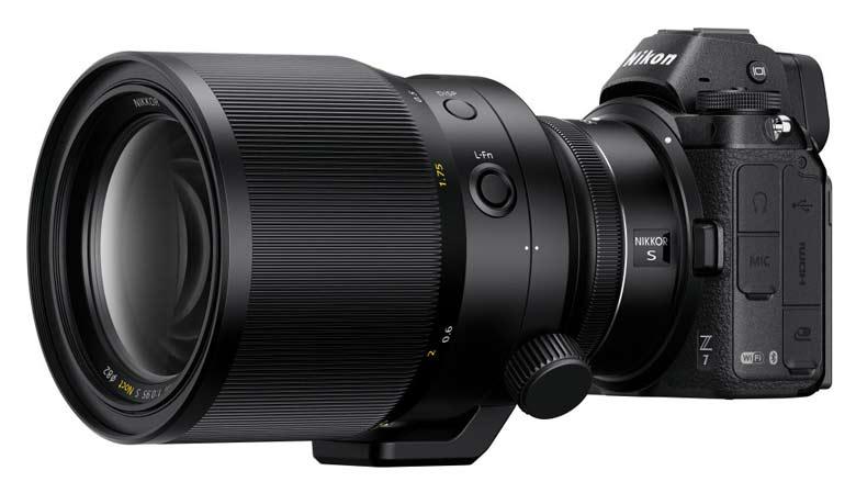 Nikon Nikkor Z 58mm f/0.95 S