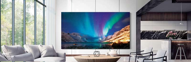 Samsung LED televizori