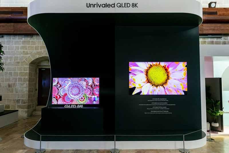 Samsung QLED-8K televizor