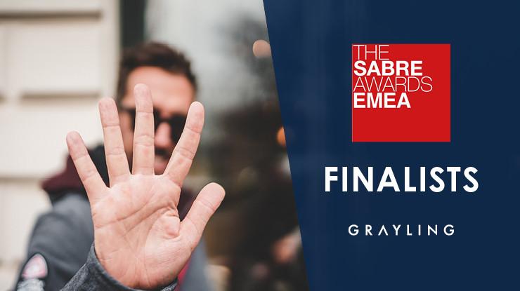Sabre Award Finalists