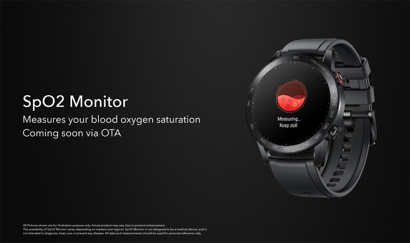 Honor SpO2 Monitor