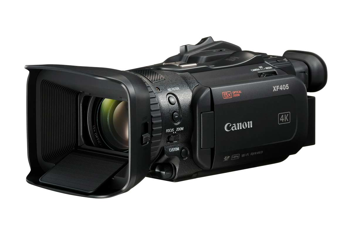 Canon 4K Legria