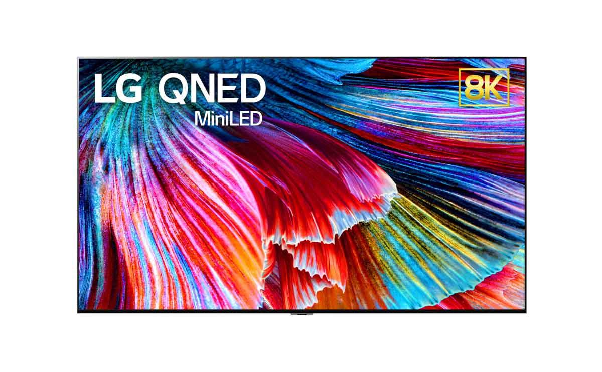 LG QNED Micro LED TV