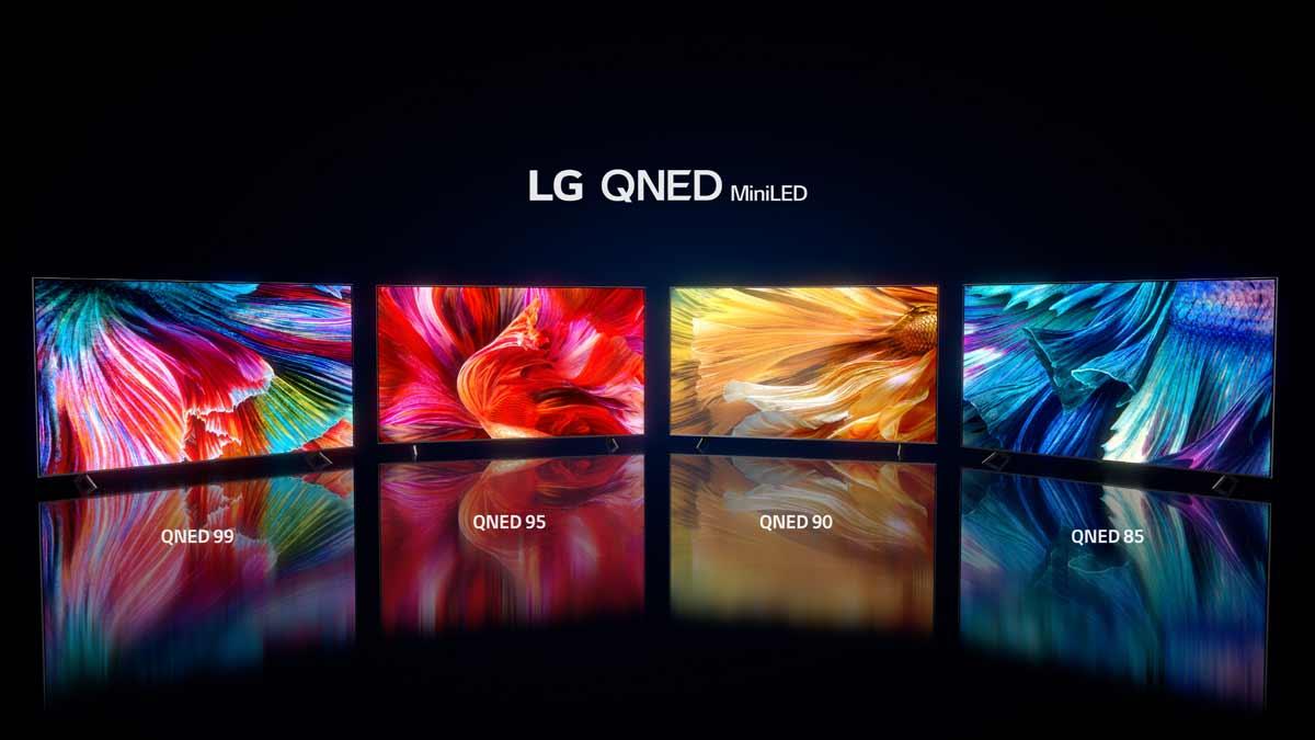 LG QNED ponuda televizora