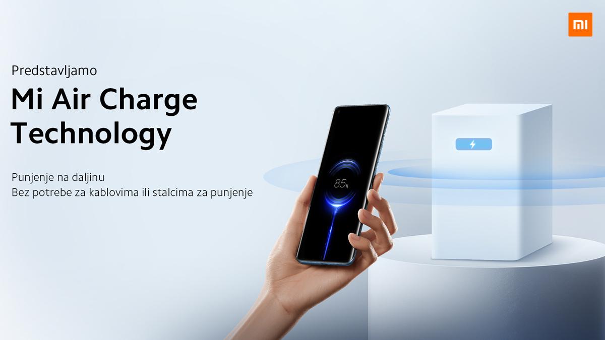 Xiaomi Mi Air Charging