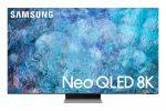 Minimalistički dizajn Samsung Neo QLED 8K televizora