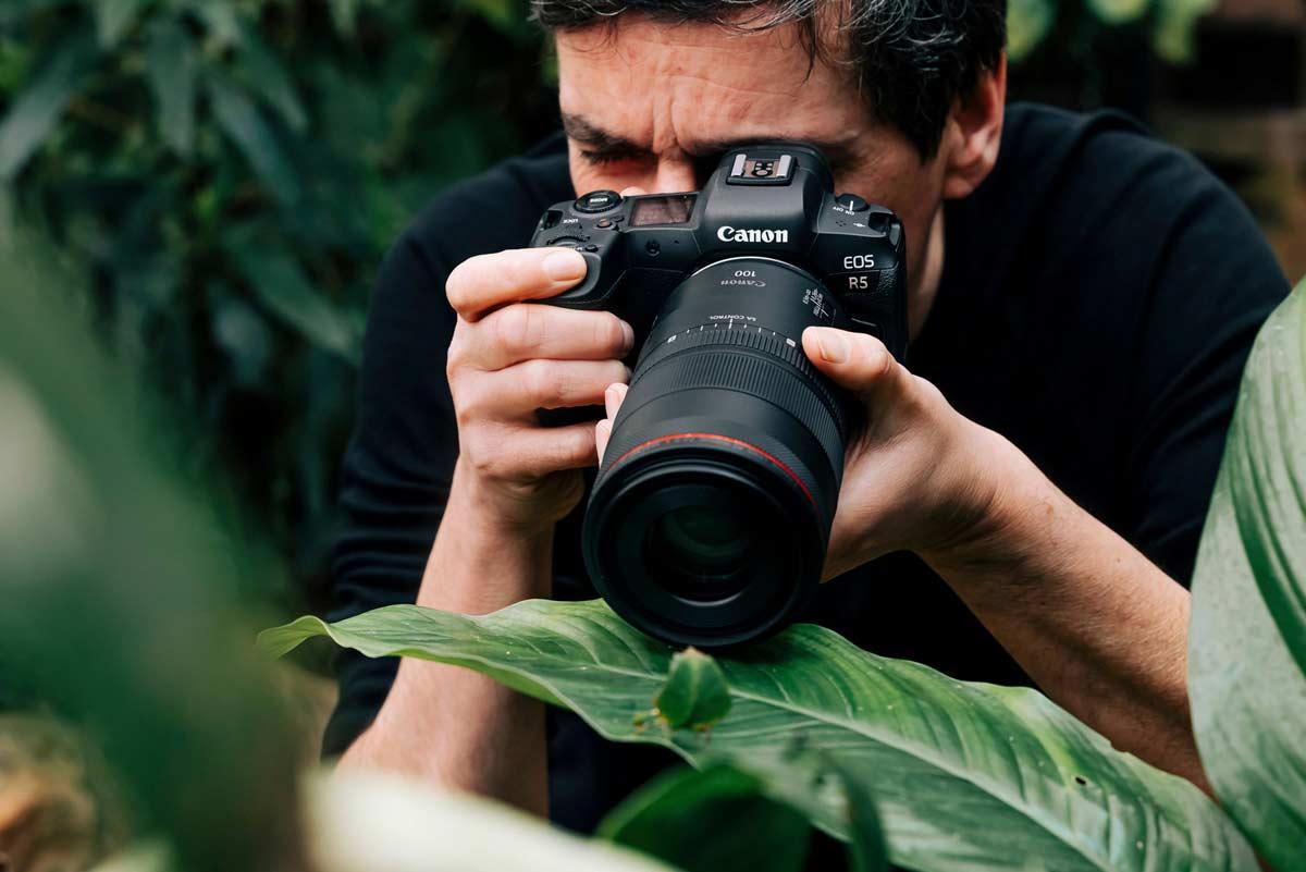 Canon rf100mm f2.8